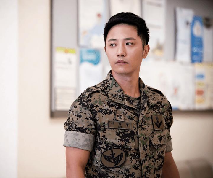 Jin Goo sebagai Mayor Seo Dae Young