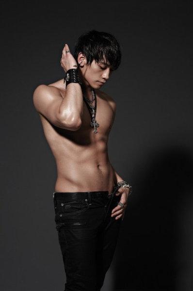 Jung Ji-hoon (Rain) Perfect Body