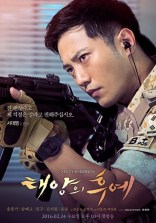 Poster Descendants of the Sun Jin Goo