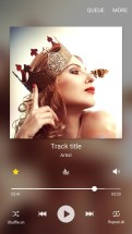 Samsung Music di Samsung Galaxy S7 Play Music