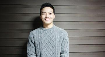 Yeo Jin Goo aktor muda