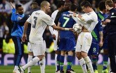 Cristiano Ronaldo dan Pepe vs Wolfburg