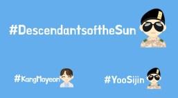 Emoji Twitter Spesial Descendants of the Sun