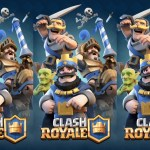 Game Clash of Royale Android dan iOS