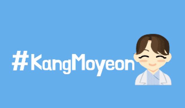 KangMoyeon di Twitter