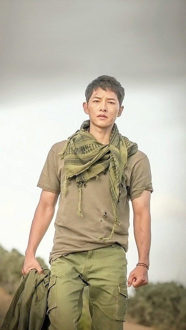 Kapten Yoo Sijun bertugas di Kawasan Konflik