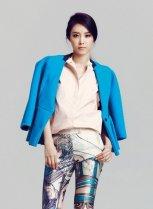 Sesi Foto Chae Jung Ahn