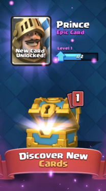 Unlock Special Card Clash Royale
