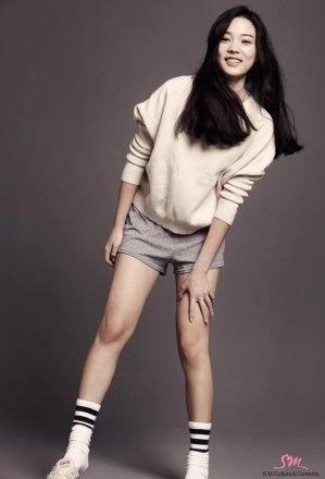Inilah Yoon So Hee pemeran Bong Soon