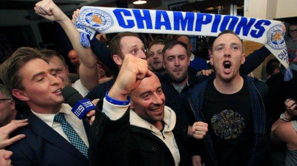 Leicester City Juara