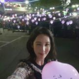 Offcial Instagram Seo Hyun Jin Photo Selfie