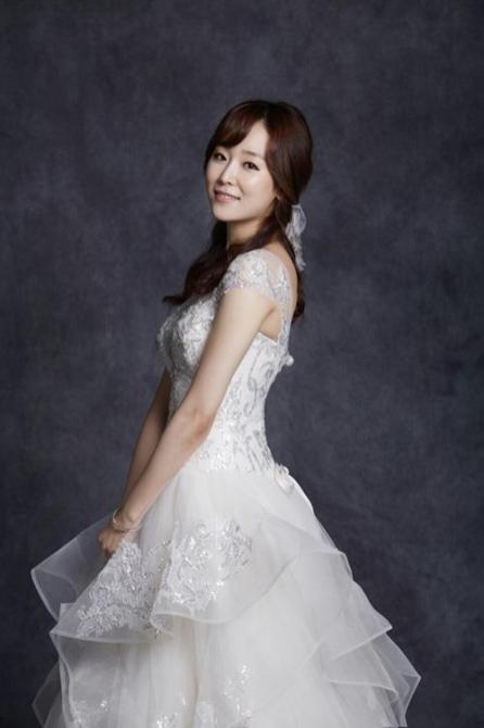 Seo Hyun Jin Dress