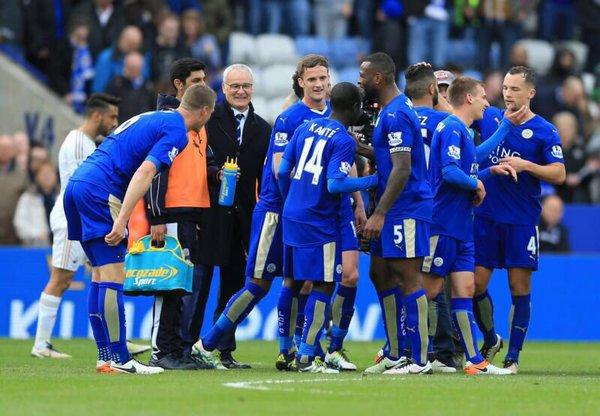 Tim Leicester City Brotherhood