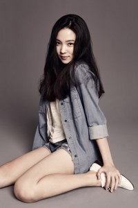 Yoon So Hee pemeran Bong Soon