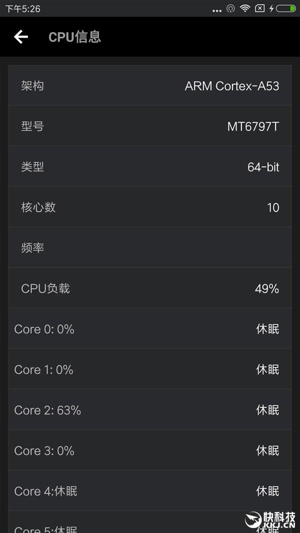 Redmi Pro Helio X25 4GB 64 bit