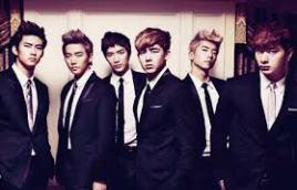Poster dan Gambar K-Pop Grup 2PM (1)