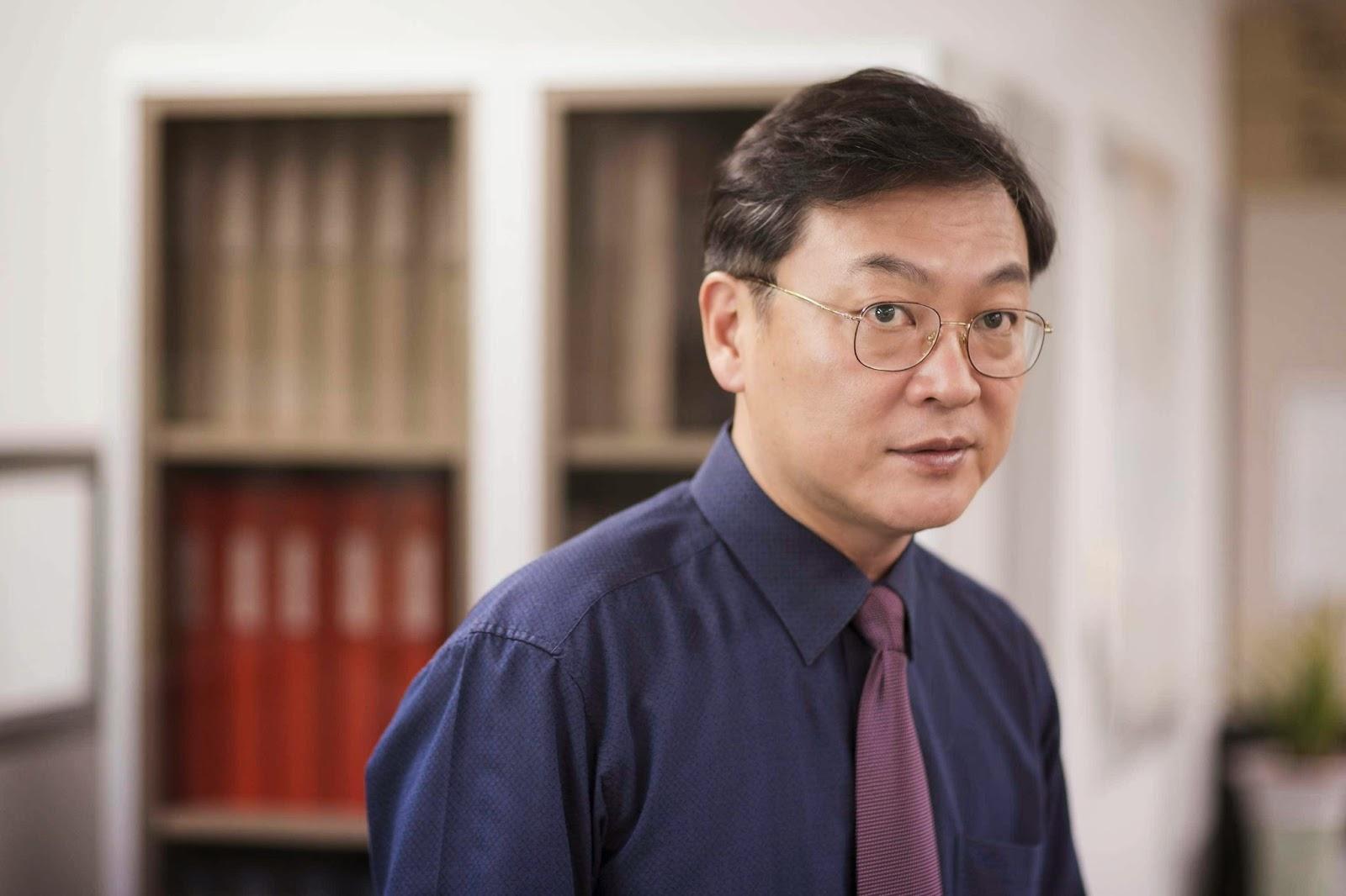 The Korean Veteran Actor Kim Eui Sung