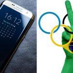 Samsung Galaxy S7 Edge Gratis buat Artis Rio 2016 Olympics Games