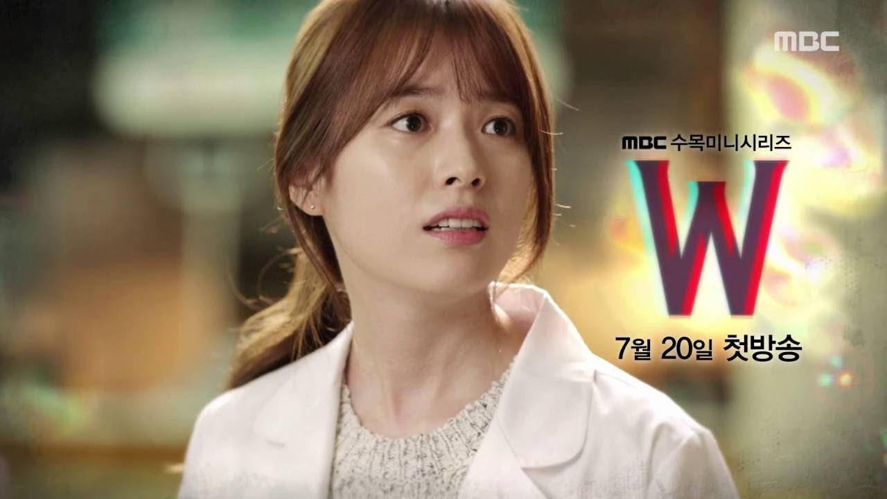 "Hah Hyo Joo's ""Comeback"" in K-Drama ""W"""