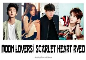 Foto All Main Cast of Moon Lovers Scarlet Heart Ryeo