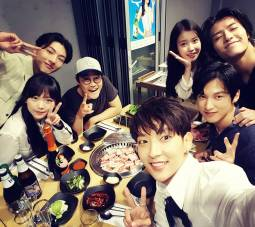 Foto End Party of Moon Lovers Scarlet Heart Ryeo