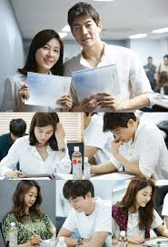 "Suasana Script Reading K-Drama ""On the Way to the Airport"""