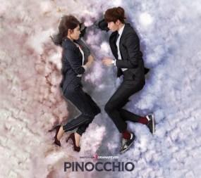"Park Shin Hye in K-Drama ""Pinocchio"" Poster (1)"