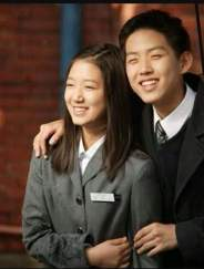 "Park Shin Hye Acting Debut in K-Drama ""Stairway to Heaven"""