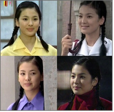 Song Hye Kyo in K-Drama