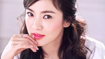 The Beautiful Song Hye Kyo