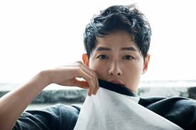 Song Joong Ki in for a Photoshoot