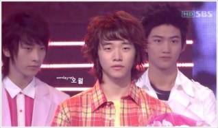 Taecyeon in an Audition