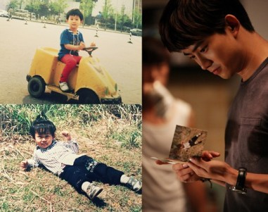 The Transformation of Taecyeon 3