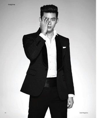 The Black and White, Taecyeon
