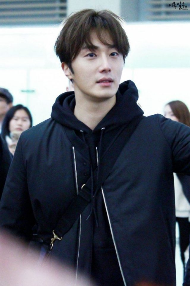Foto A Casual Look of Jung Il Woo