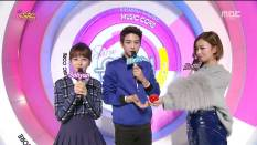 "Foto Kim So Hyun became MC at MBC music program ""Music Core"" (1)"