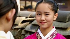 "Foto Kim So Hyun in ""Moon Embracing the Sun"" (2012)"
