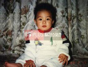 Lee Min Ho's Childhood Photo 2