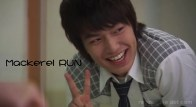 "Lee Min Ho in ""Mackerel Run"""