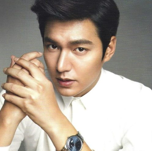 The Cool Lee Min Ho