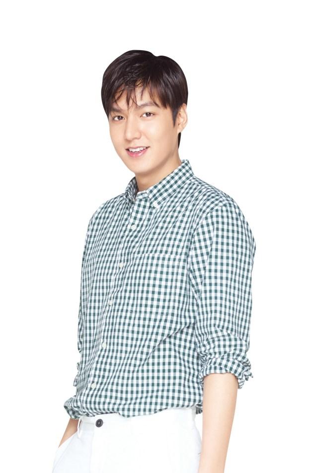 Lee Min Ho for Lotte Duty Free