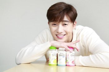 Park Seo Joon Endorsement For Greek Yogurt