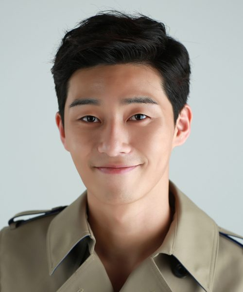 Park Seo Joon with Bright Smile