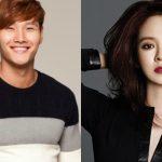 Song Ji Hyo And Kim Jong Kook Leaving Running Man 2