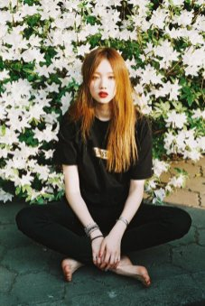 Lee Sung Kyung Casual Look