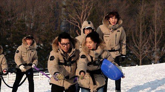 Running Man Song Ji Hyo Special Week 4