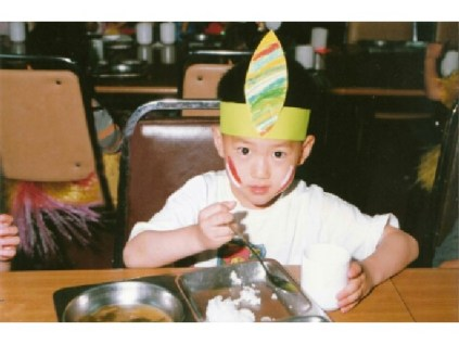 Suho EXO Childhood Pre Debut Photo 1