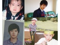Suho EXO Childhood Pre Debut Photo 3