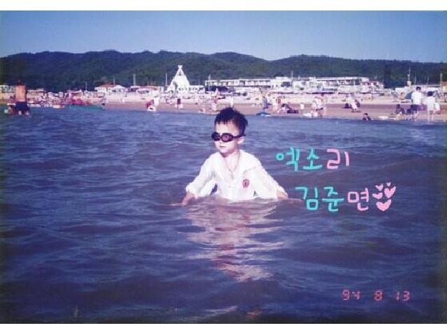 Suho Exo Childhood Pre Debut Photo 5 Jauhari Net