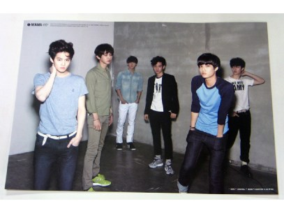 Suho EXO K Poster 1